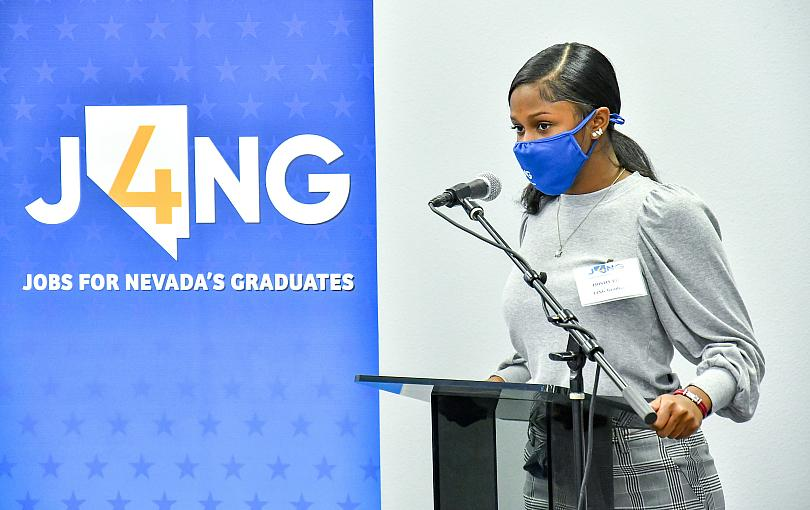 Jobs for Nevada's Graduates Closes 2020 with National Recognition and Achievement
