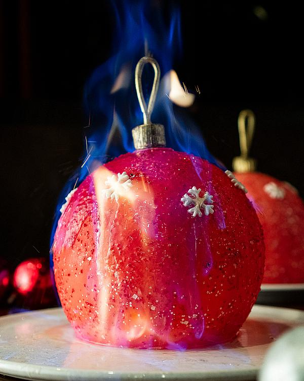 Holiday Desserts at TAO and LAVO in Las Vegas