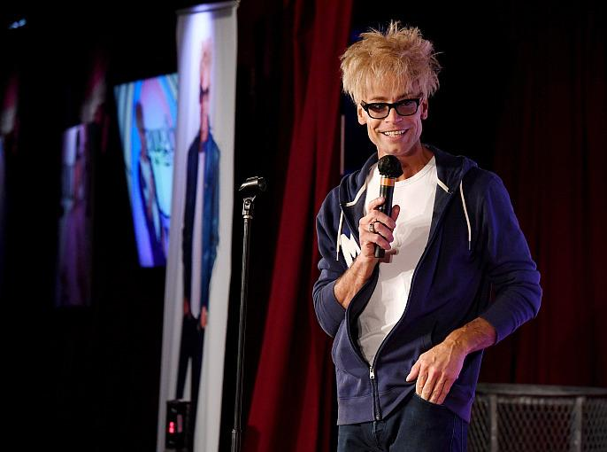 MURRAY The Magician - ONLY Magician Performing on the Las Vegas Strip