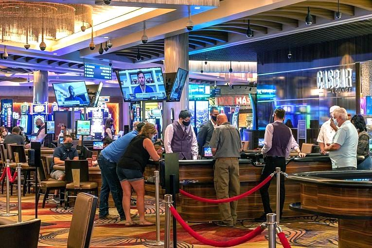 A New Year Means New Gaming Promotions, Tournaments and Giveaways at Sahara Las Vegas This January