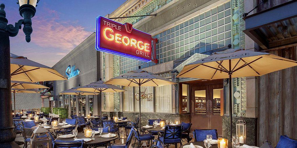 Usher in the New Year at Triple George Grill With One-Night-Only Prix-Fixe Menu