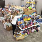Planet 13 Gives Back to Local Non-Profits SafeNest and the Las Vegas Rescue Mission – Donating over 50,000 Toys and Cans of Food