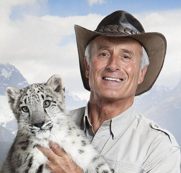 "Jungle Jack Hanna Brings ""Into the Wild Live!"" to Las Vegas at The Smith Center March 17, 2018"