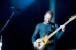 Sacramento,,Ca,-,July,17,2008:,Singer,Sting,Performs,Onstage,At