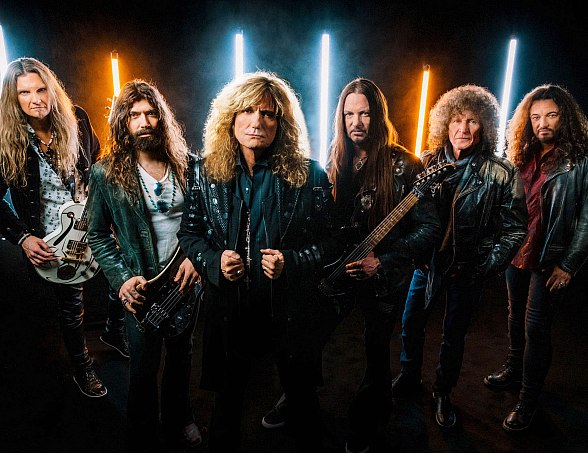 Rock Legends Whitesnake to Perform Poolside at Red Rock Resort Las Vegas August 4
