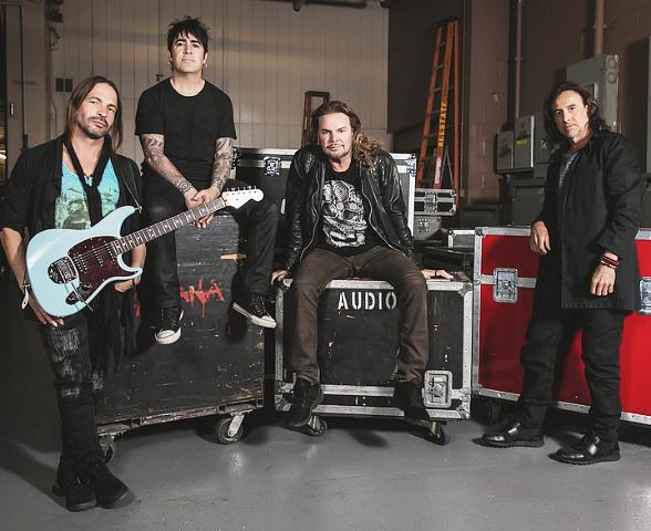 Multi-Platinum Selling and GRAMMY Award-Winning Rock Band Maná to Celebrate Mexican Independence Day Weekend at MGM Grand Garden Arena Sept. 15-16