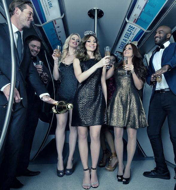 Las Vegas Monorail's Elevated Third Rail Lounge to Host First-Ever Exclusive New Year's Eve Party