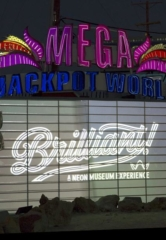 """Neon Museum Offers Guests the Chance to Tour Neon Boneyard, See """"Brilliant!"""" in One Visit with New Combination Ticket"""