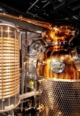 The Mob Museum Now Offers Presentations, Moonshine Samplings in the Underground Distillery