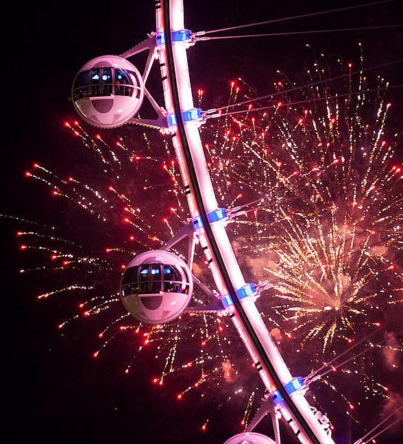 Celebrate Fourth of July Weekend with Patriotic Festivities at The LINQ Promenade in Las Vegas