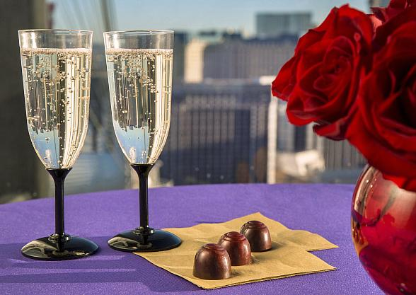 The Ultimate High Roller Chocolate Experience Above the Las Vegas Skyline Returns to the LINQ Promenade