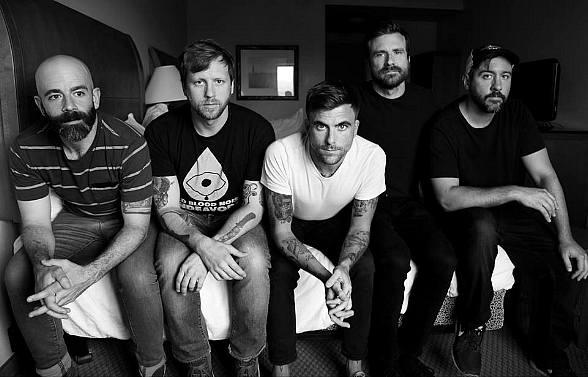 House of Blues Welcomes Circa Survive Nov. 17, 2018