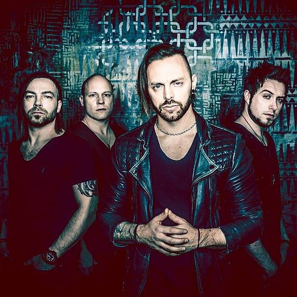 House of Blues Welcomes Bullet for My Valentine October 16, 2018