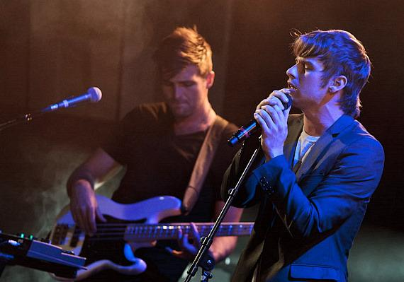 Foster The People perform at Marquee Nightclub
