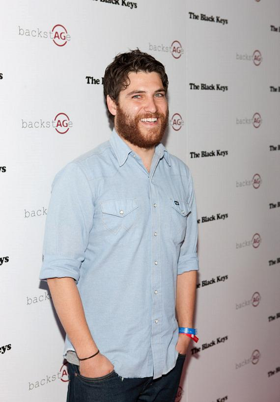 Adam Pally at Marquee Nightclub