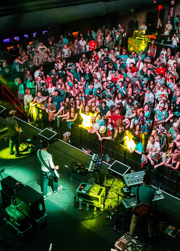 Life is Beautiful Music & Art Festival Hosts Battle of the Bands at Brooklyn Bowl Las Vegas for a Chance to Join the 2016 Festival Lineup