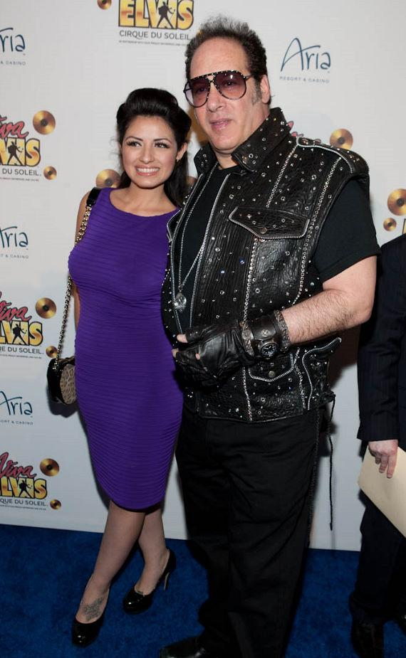 Valerie Velasquez and Andrew Dice Clay