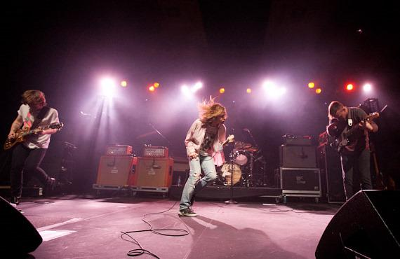 Cage The Elephant performs at The Chelsea at Cosmopolitan of Las Vegas