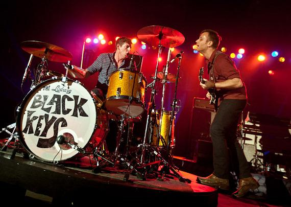 The Black Keys Perform at The Chelsea at The Cosmopolitan of Las Vegas