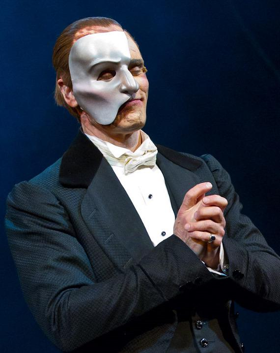 "Anthony Crivello - ""The Phantom"""