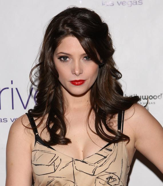 Ashley Greene celebrates her 22nd Birthday at Privé
