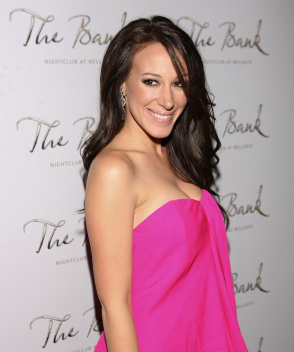 Haylie Duff at The Bank