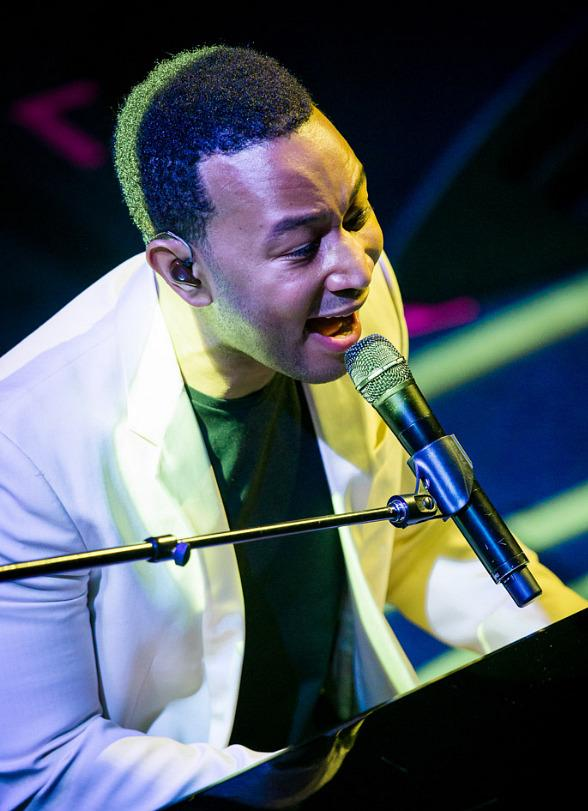 iHeartMedia Presents John Legend in Concert at Brooklyn Bowl at The LINQ in Las Vegas