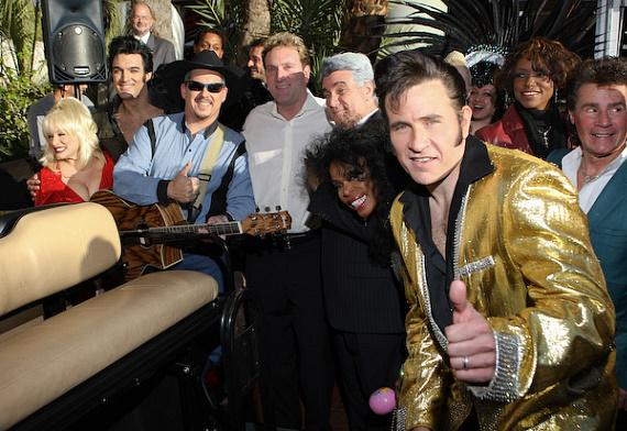 Legends in Concert move to new home at Harrah's in Las Vegas