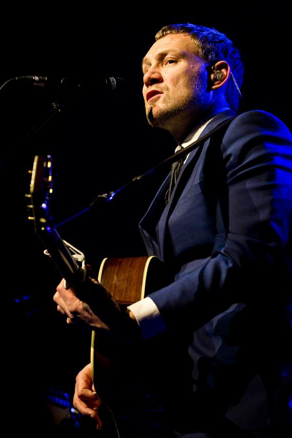 David Gray Performs at The Chelsea at The Cosmopolitan of Las Vegas