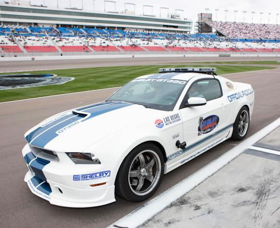 Carol Shelby Shelby GT Pace Car