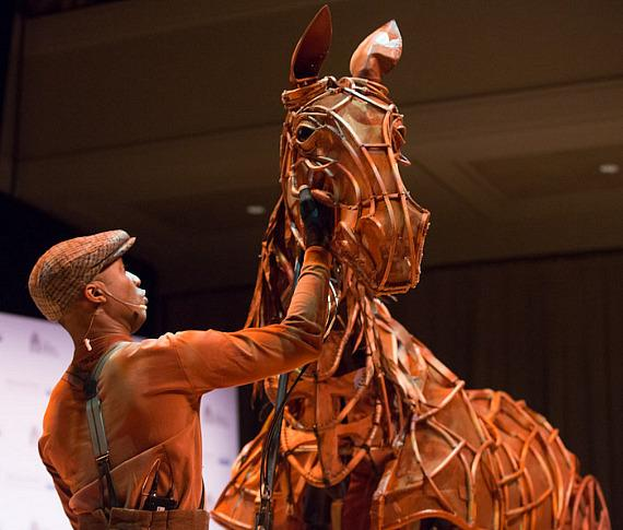 "Joey from ""War Horse"""