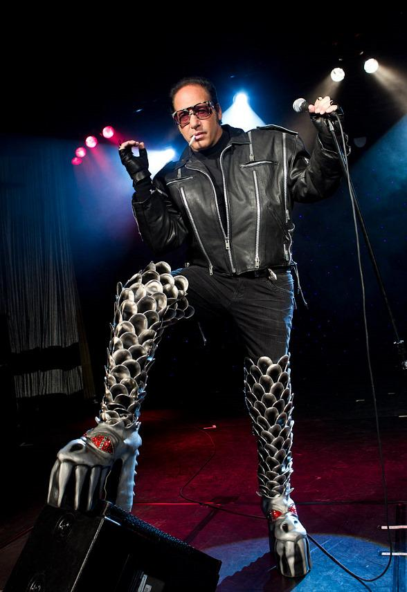 """These Boots Are Made For Rockin!"" Featuring Comedy King Andrew Dice Clay"