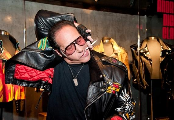 Hard Rock Hotel Las Vegas Honors Andrew Dice Clay With