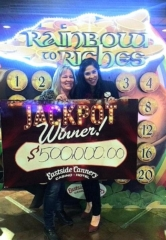 "Eastside Cannery Guest Wins $500,000 Grand Prize in ""Rainbow to Riches"" Cash Drawing"