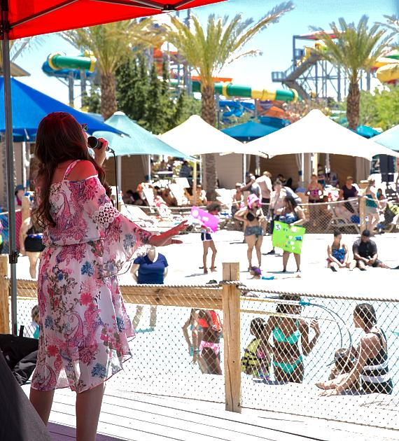 Wet'n'Wild Las Vegas to Hold Second Annual Idol Singing Competition May 26