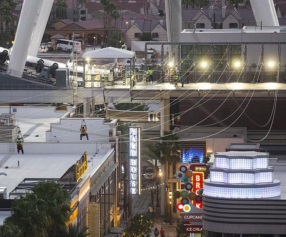 Winter Specials at The LINQ Promenade in Las Vegas; FLY LINQ is Now Open
