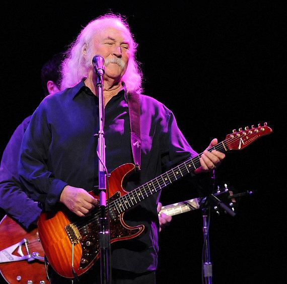 David Crosby at The Joint in Hard Rock Hotel Las Vegas