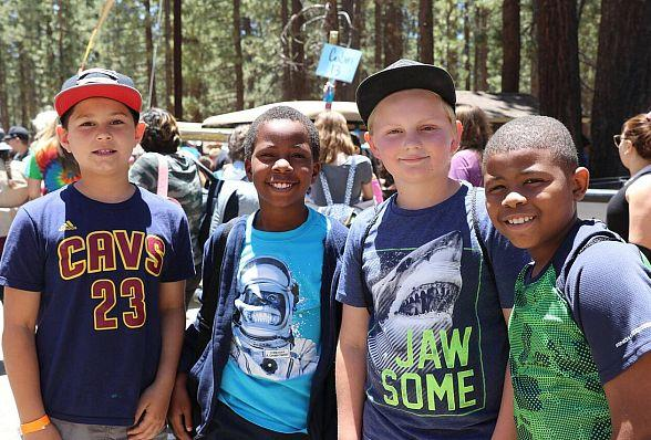 Candlelighters Childhood Cancer Foundation of Nevada Holds Annual Camp Independent Firefly
