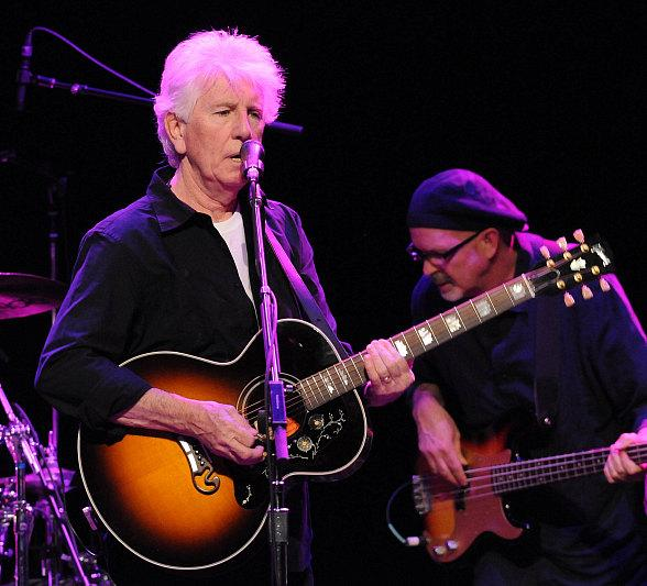 Graham Nash of Crosby Stills & Nash at The Joint in the Hard Rock Hotel Las Vegas