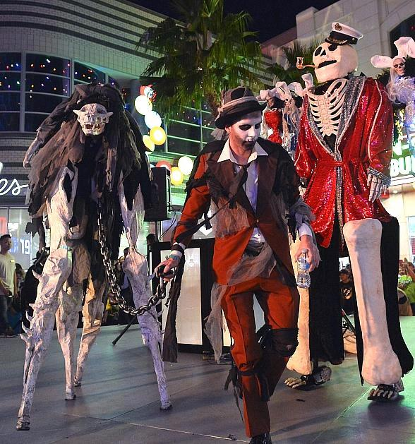Celebrate Halloween with The LINQ Promenade and High Roller Oct. 27-31 in Las Vegas