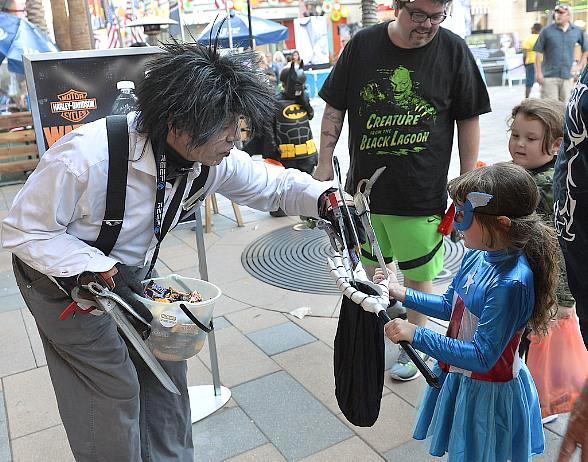Celebrate Halloween at The LINQ Promenade, High Roller Oct. 27-31