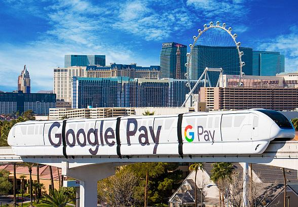 Las Vegas Monorail Unveils Mobile Ticketing with Google Pay