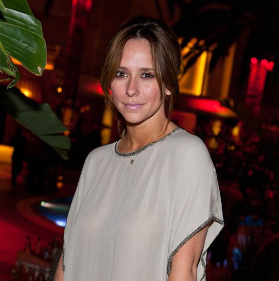 Jennifer Love Hewitt at Surrender Nightclub