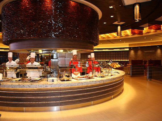 M Resort takes great care in preparing dishes to ensure they are made from fresh, quality ingredients