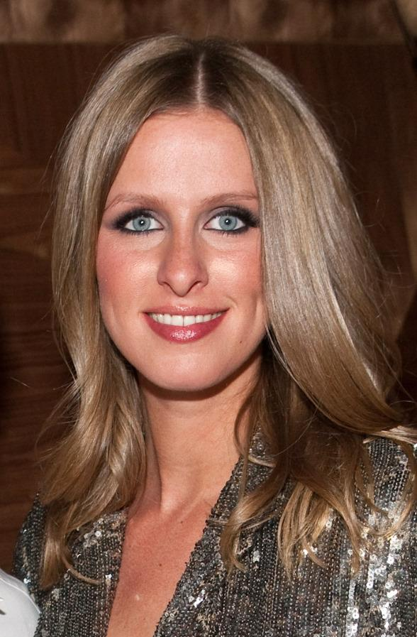 Nicky Hilton at Vanity Nightclub