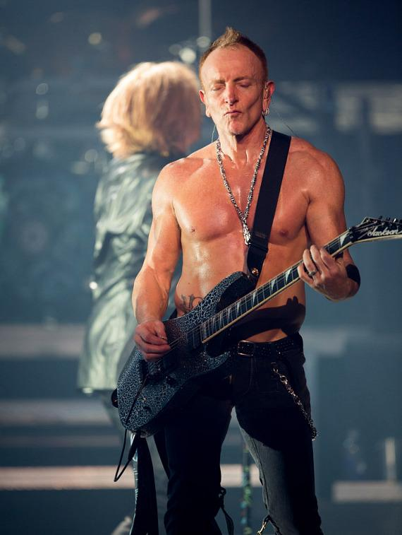 Def Leppard Performs Second Sold Out Show at The Joint in Hard Rock Hotel Las Vegas