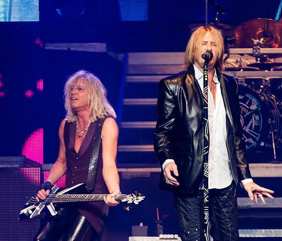 Def Leppard performs at The Joint in Hard Rock Hotel Las Vegas