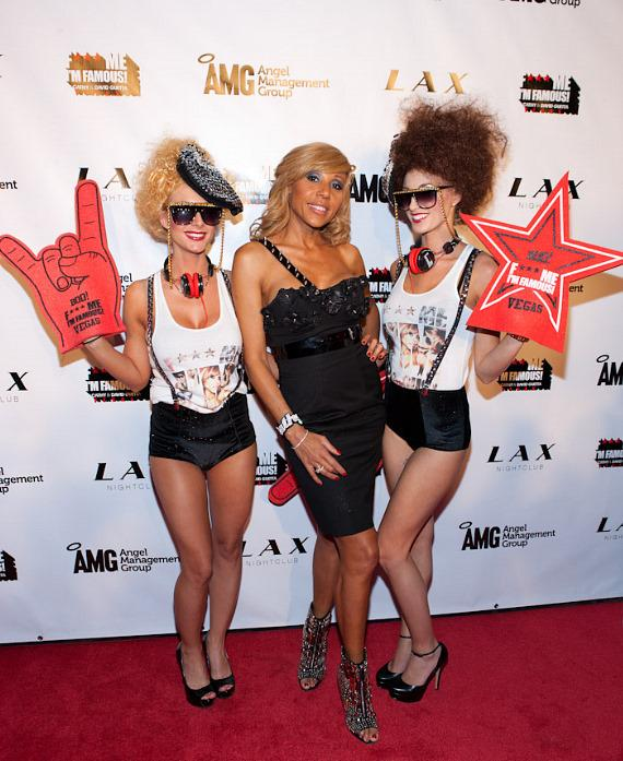 David and Cathy Guetta Launch International Party F*** Me I'm Famous! at LAX Nightclub