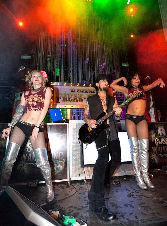 Dave Navarro at Studio 54