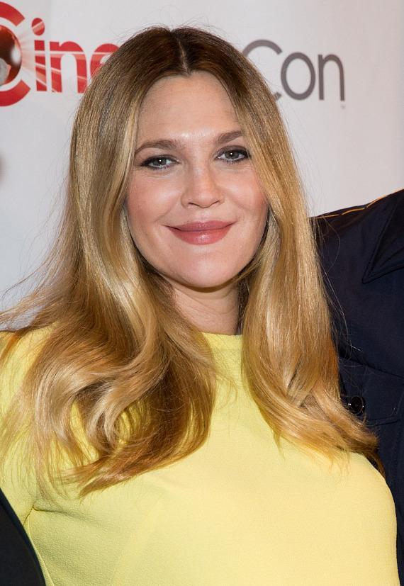 Drew Barrymore at CinemaCon 2014